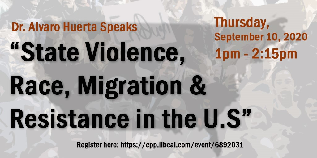 huerta lecture on state violence