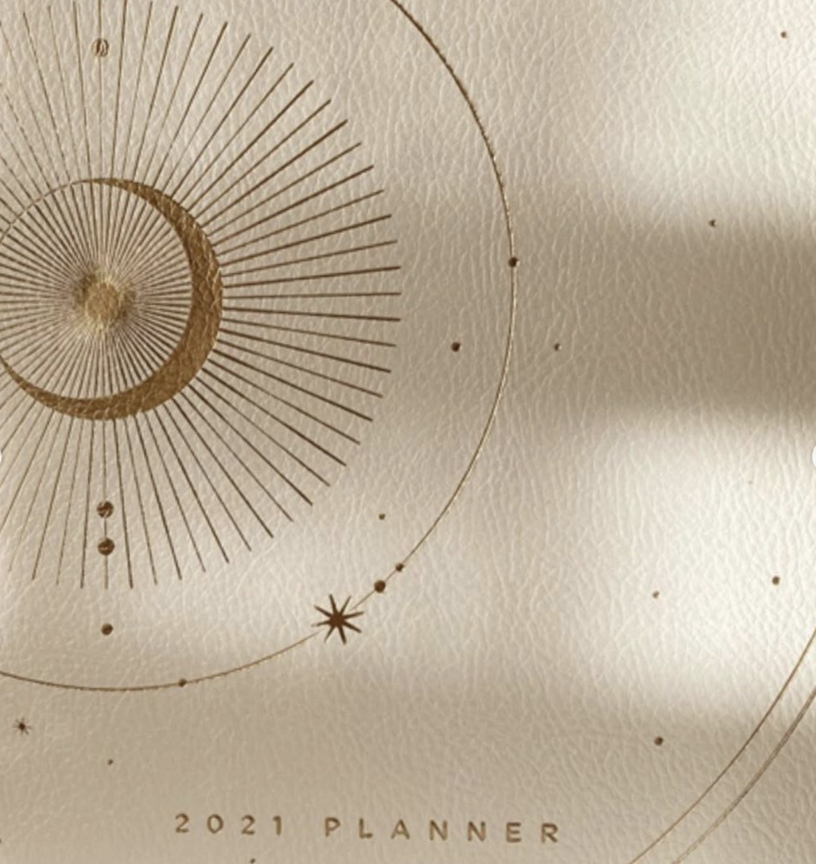 2021 planner designed by lea catbagan for fringe