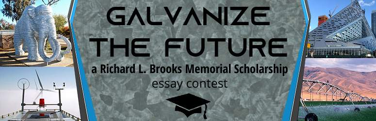 American Galvanizers Association Richard L. Brooks Memorial Scholarship