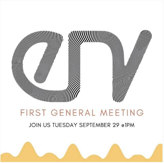 env council general meeting invitation