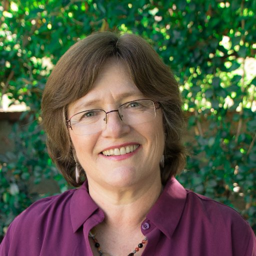 Seismologist Lucy Jones portrait