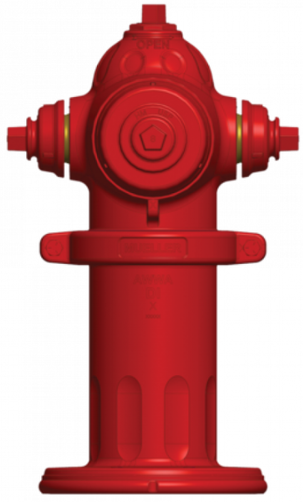 Mueller Fire Hydrants