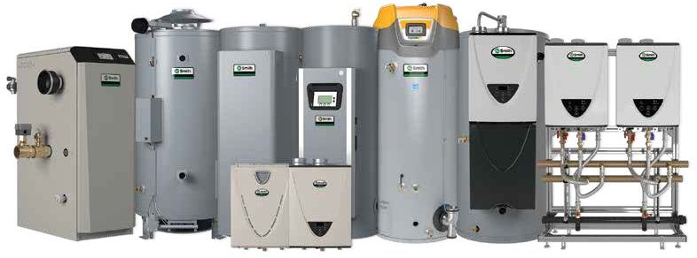 AO Smith Commercial Water Heaters