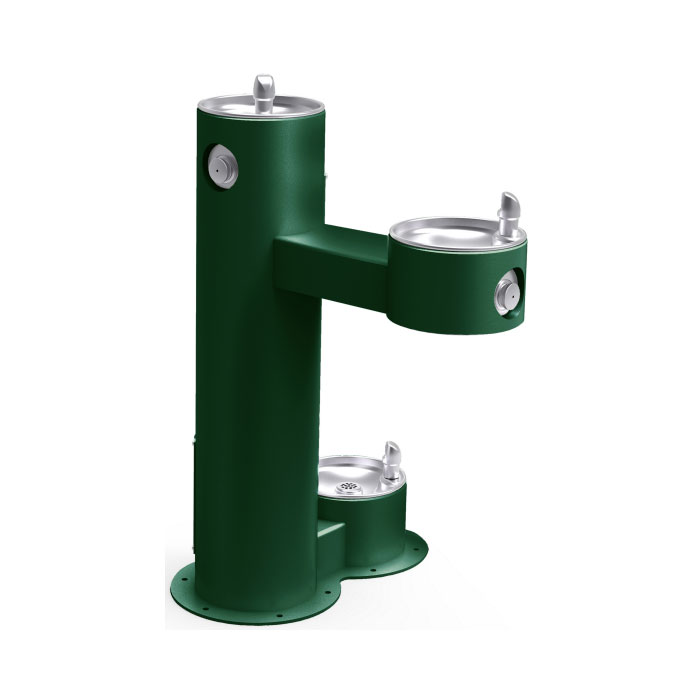 Elkay Outdoor Tubular Fountain