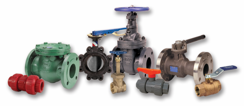 First Supply has access to the NIBCO Sure Seal High Performance Chemical and Industrial Valves