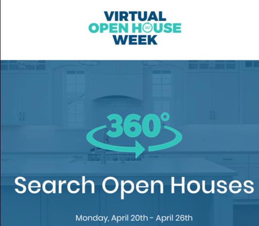 virtual open house week- apr 20th-26th