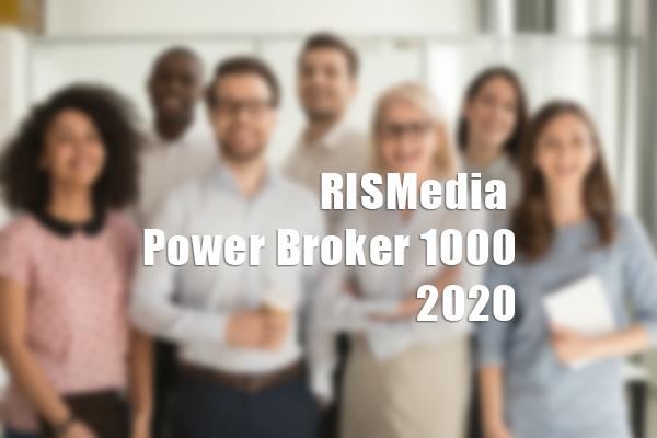 RISMedia Power Broker 1000 2020
