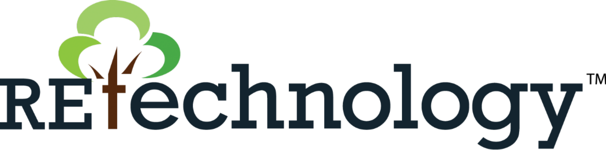 re technology logo