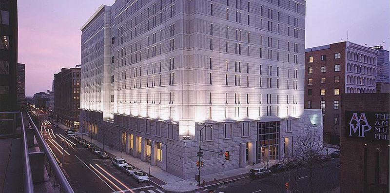 The Philadelphia Federal Detention Center