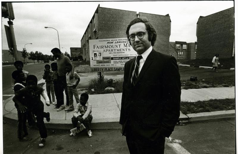 Our founder Ned Wolf in 1972