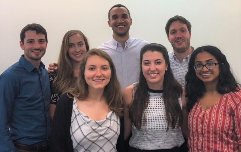 Our 2019 summer Interns