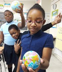 Fourth Graders from William Penn School District