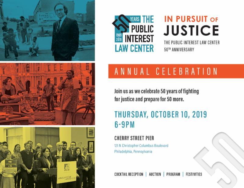 Invitation to our annual celebration