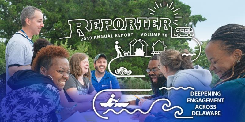 DESG Reporter 2019 Annual Report - Volume 38