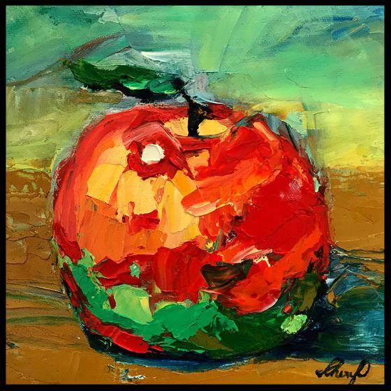 Oil Painting - Cheryl O