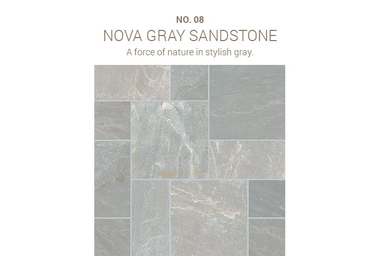 Nova Gray Sandstone