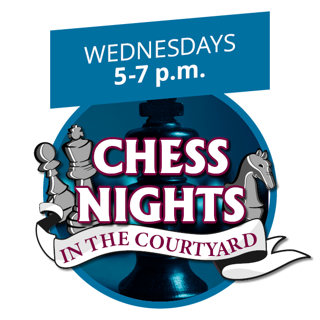 Chess Nights in the Courtyard