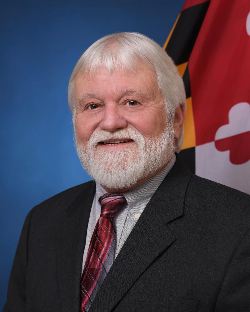 Professional photo of Deputy Secretary Bernard Simons