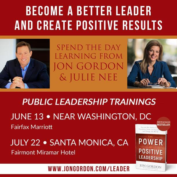 Positive Leadership Training