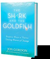 Shark and Goldfish