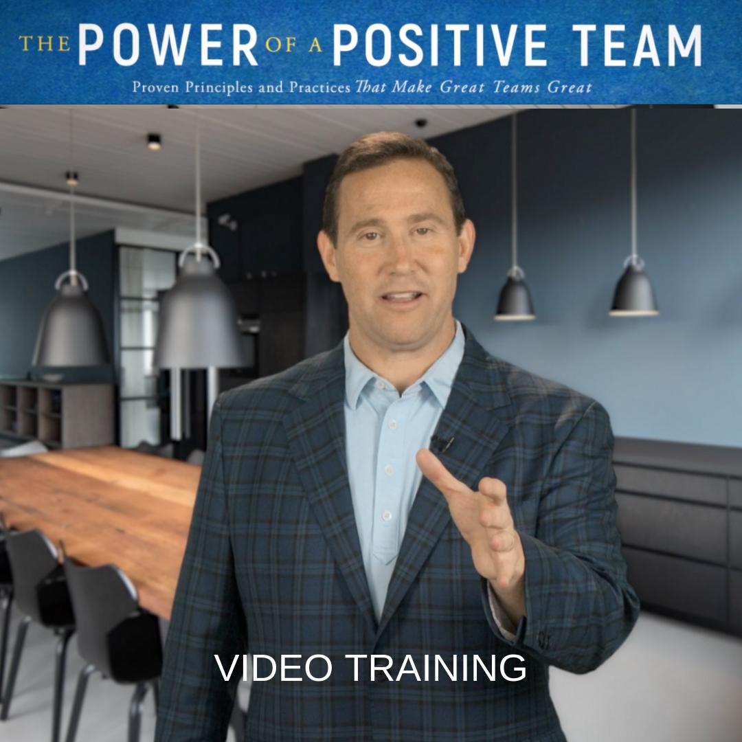 Power of a Positive Team