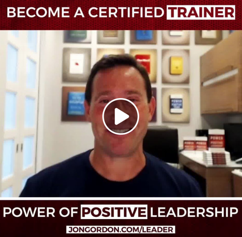 Jon Trainer Video