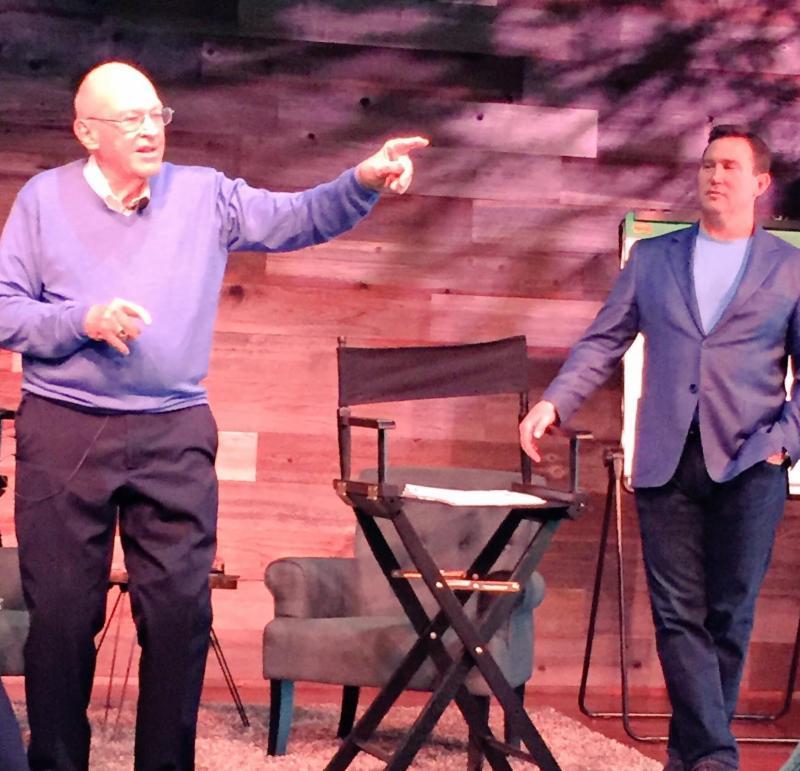Jon Gordon and Ken Blanchard