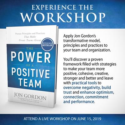 Positive Team Workshop