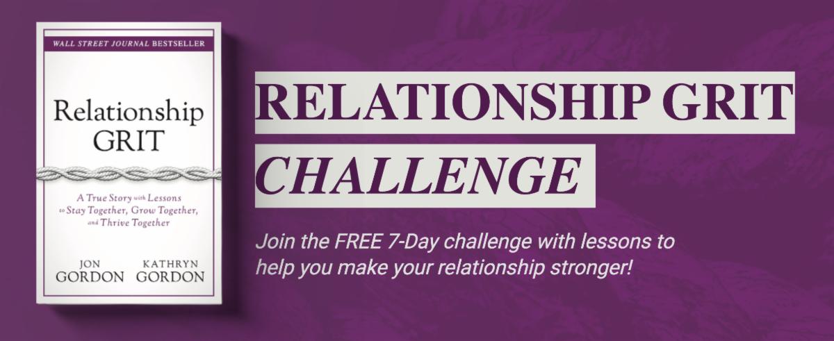 Relationship Grit Challenge