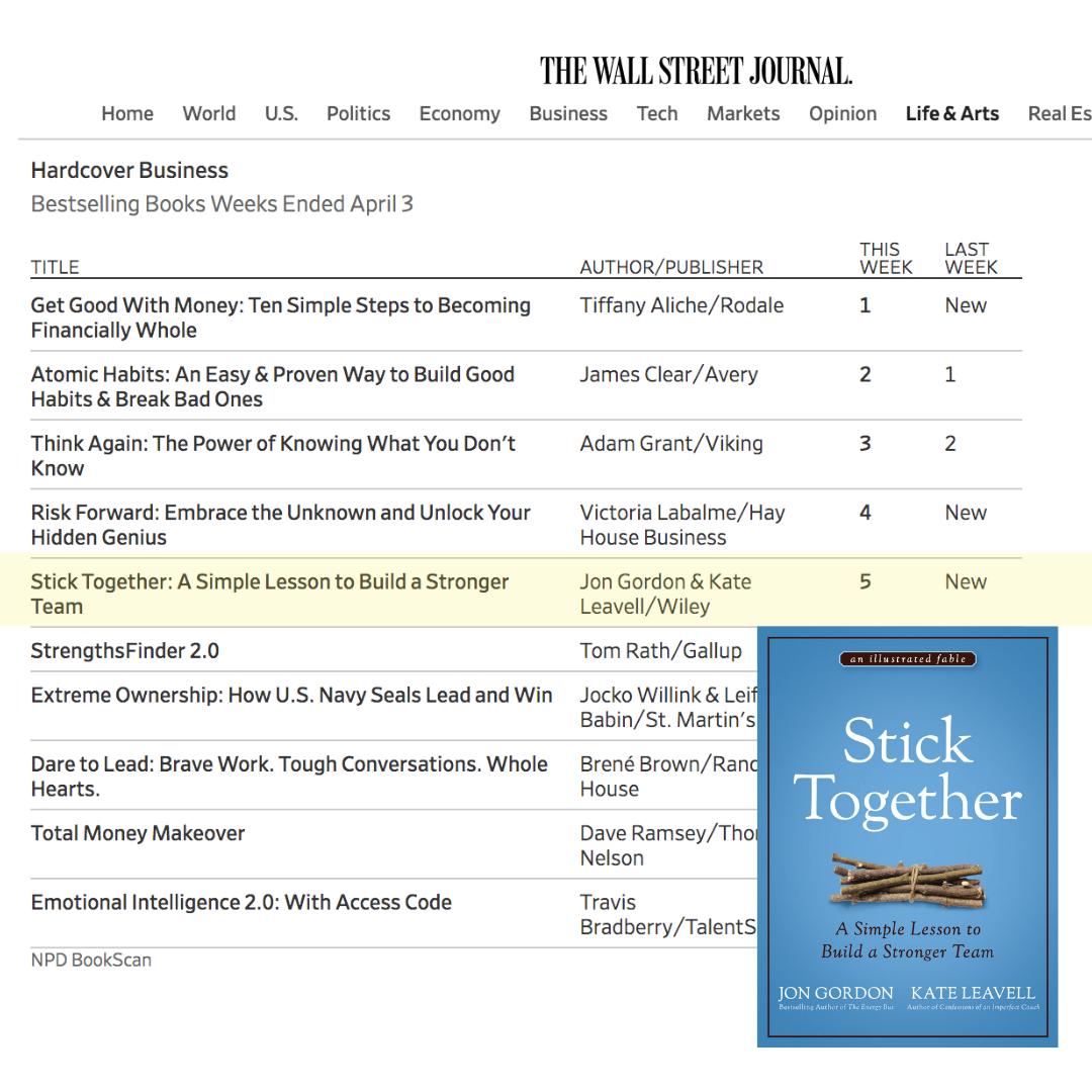 Stick Together WSJ