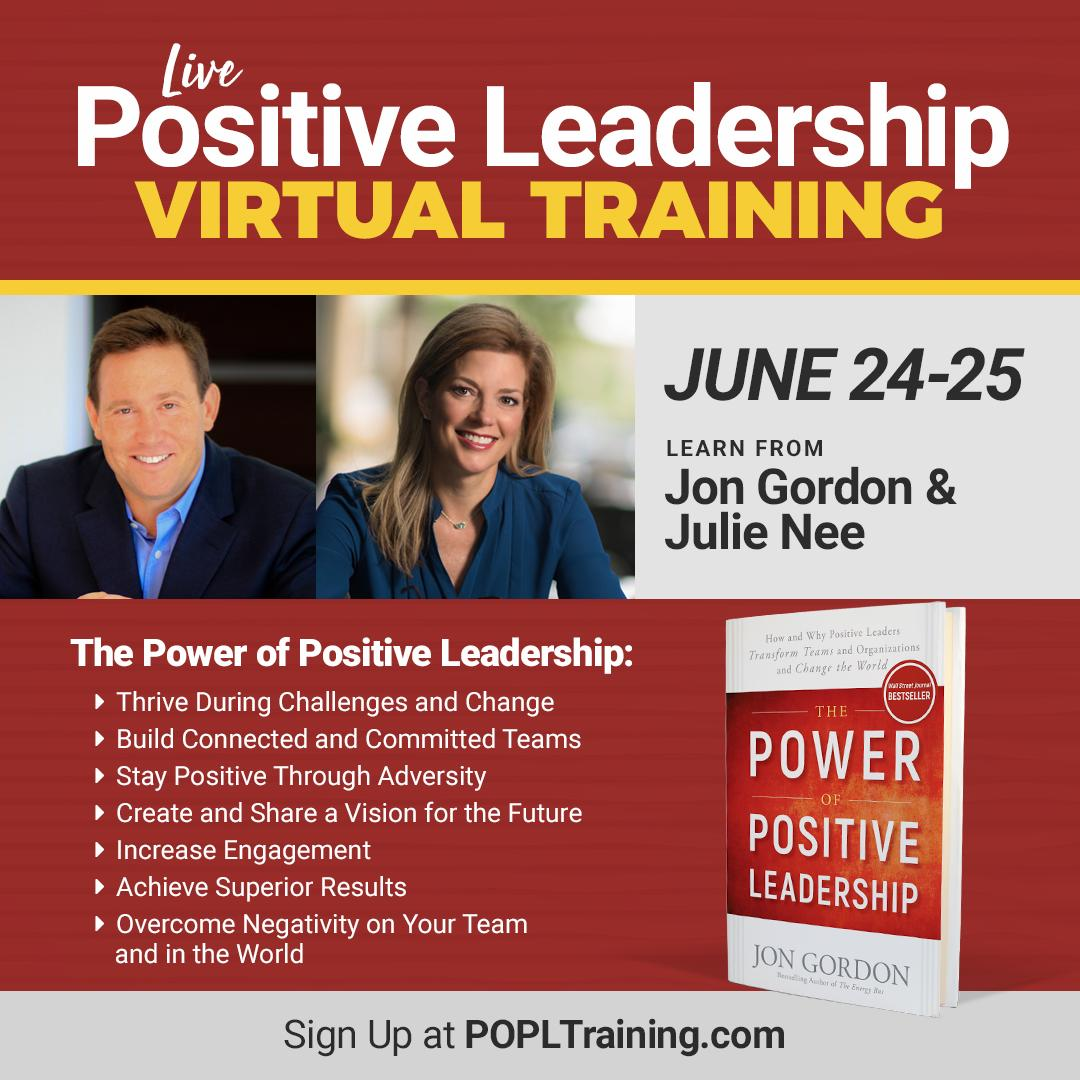 Power of Positive Leadership