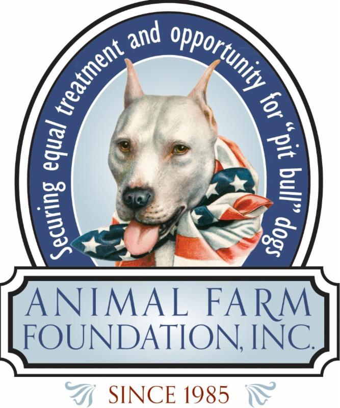 Animal Farm Foundation  logo color