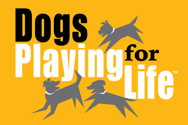 Dogs Playing for Life