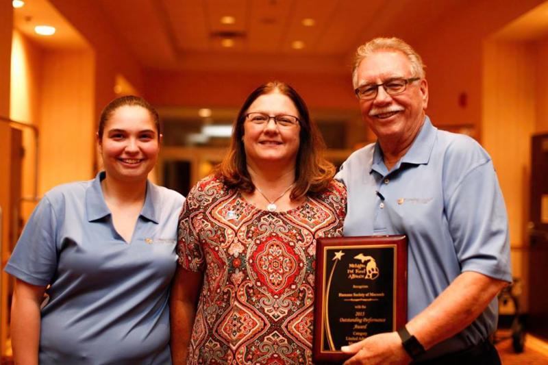 HS Macomb 2016 award