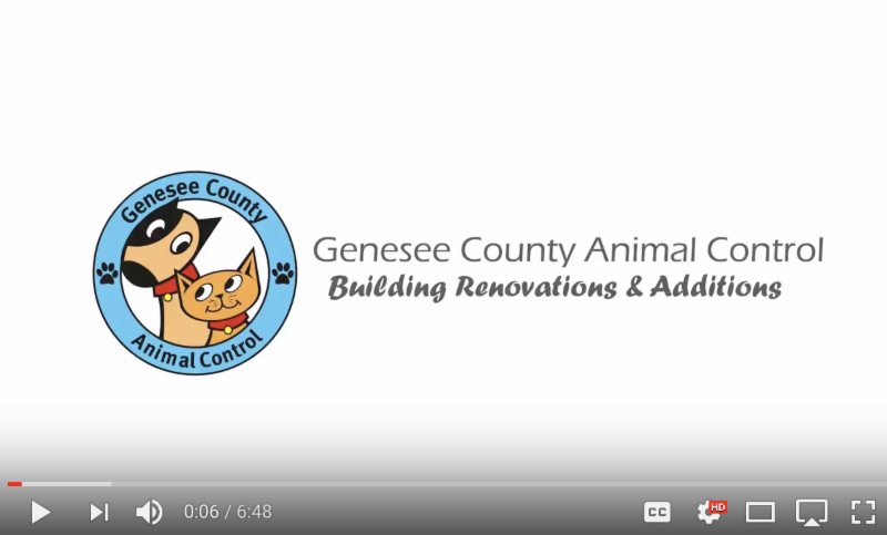 Genesee County Animal Control  Renovations  Additions