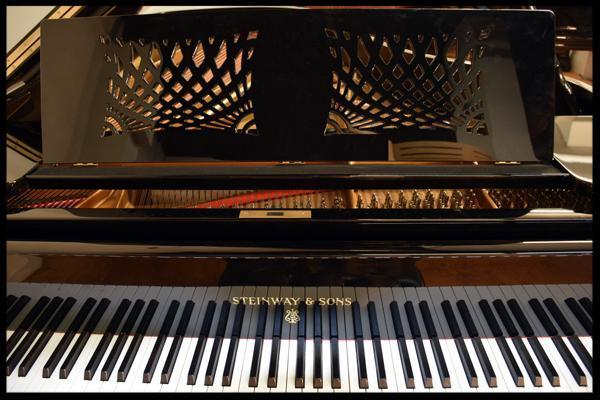 Custom Filigree Design Music Desk