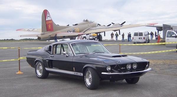 1967 GT500 Mustang