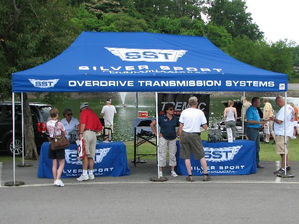 SST Show Tent
