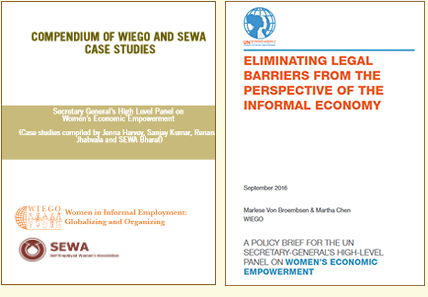WIEGO Publications from Law Programme