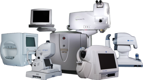 Used Ophthalmic Equipment and Optometry Equipment - Foresight