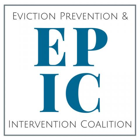 Montgomery County Eviction Prevention and Intervention Coalition (EPIC) logo