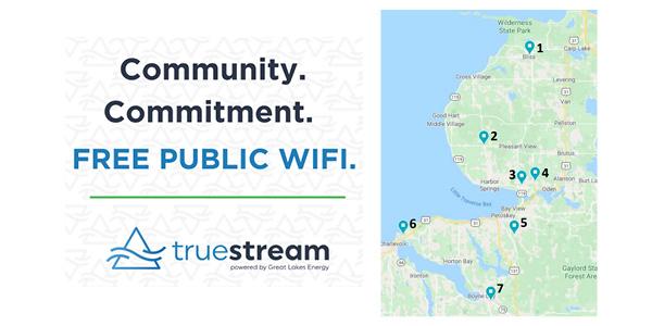truestream free wifi