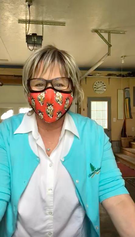 Nancy Lindsey CNB garage quarantine videos