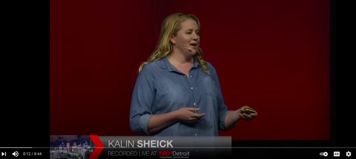 Kalin Sheick video