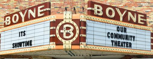 Boyne Theater becomes community asset