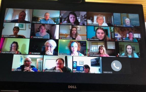 Tuesday N. MI collaboration meeting