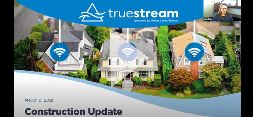 Truestream update video