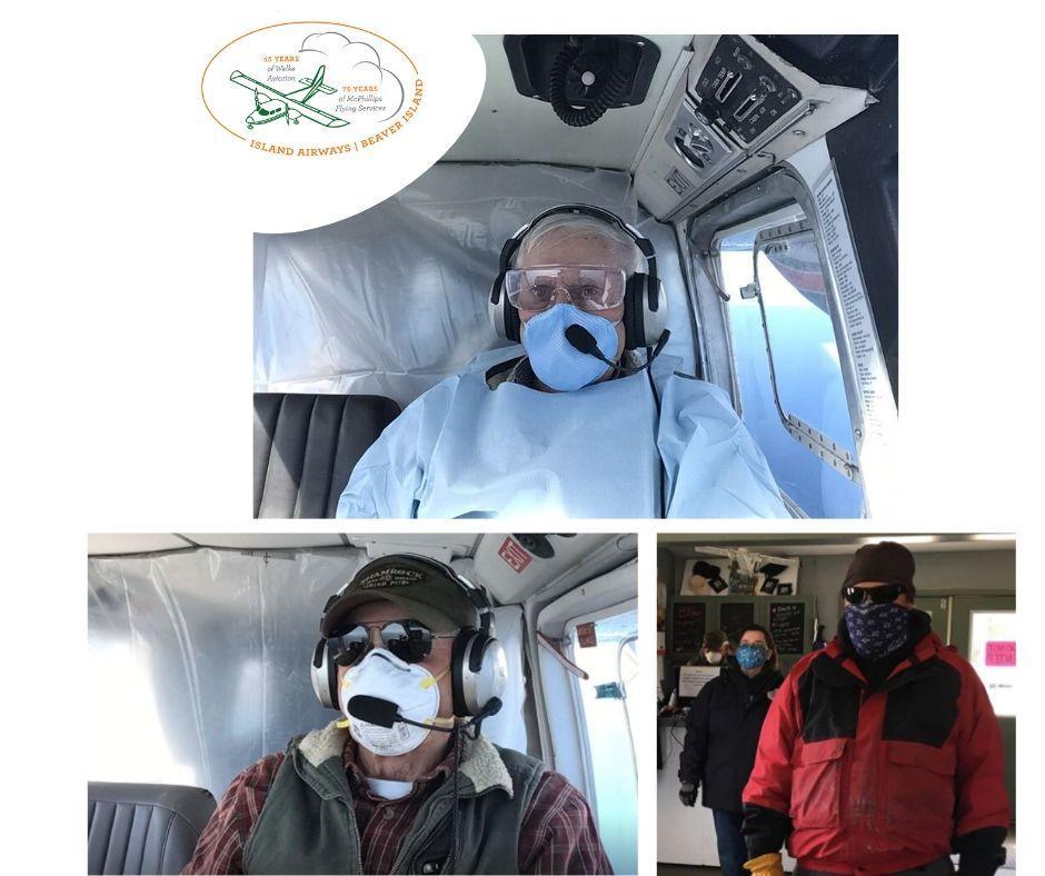Island Airways operate safely