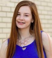 Kelsey Robinson NLEA intern