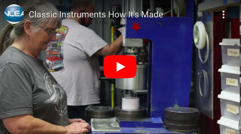 Classic Instruments How its made video